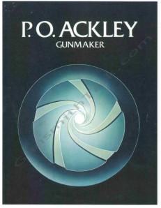 EMDEKO logo for P.O. Ackley, circa 1975