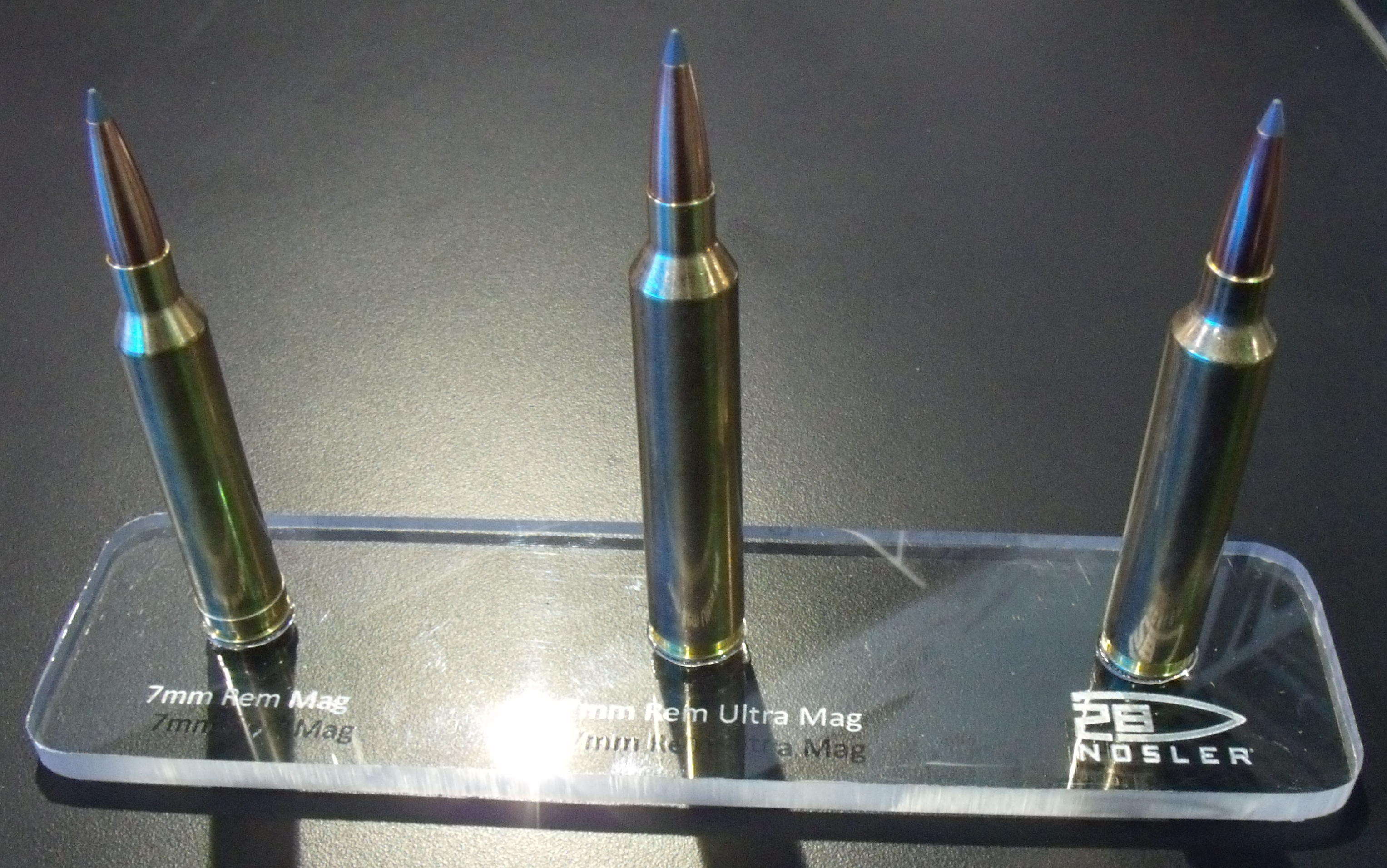 28 Mag 7mm Vs Nosler