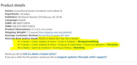 #1 on Amazon