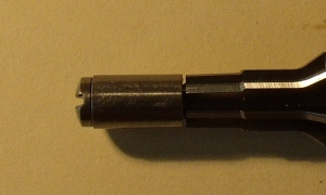 removable pilot reamer